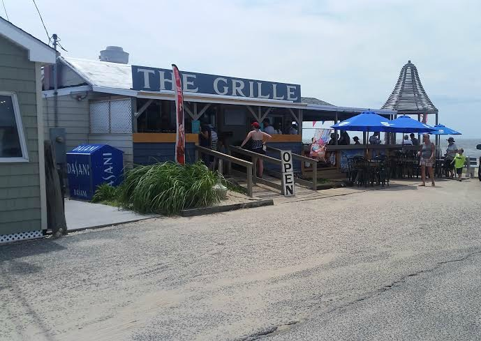 The Grille at Sunset Beach