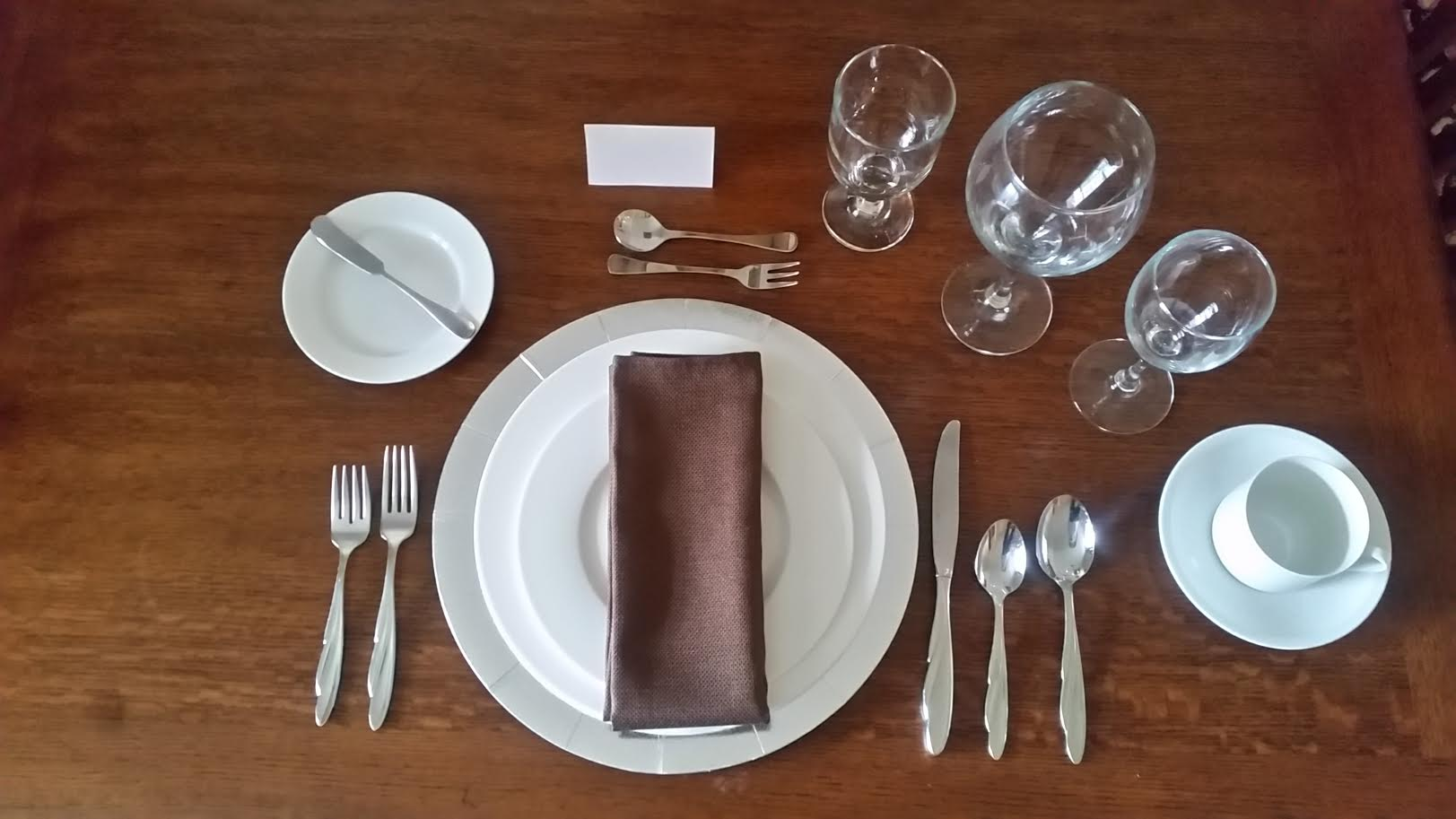 Dinner Table Set Dinner Table Set 10 Ways To Prepare Your