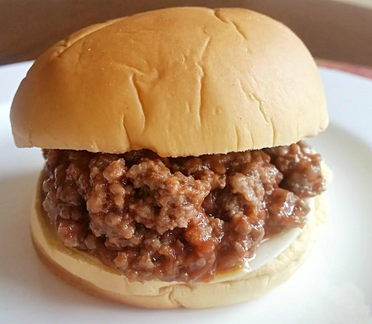 Simple Easy Homemade Sloppy Joes